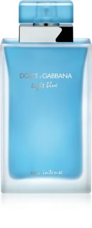 Dolce & Gabbana Light Blue Eau Intense eau de parfum per donna 100 ml