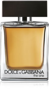 Dolce & Gabbana The One for Men lozione after shave per uomo 100 ml