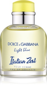 Dolce & Gabbana Light Blue Italian Zest туалетна вода для чоловіків 75 мл