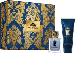Dolce & Gabbana K by Dolce & Gabbana zestaw upominkowy I. dla mężczyzn