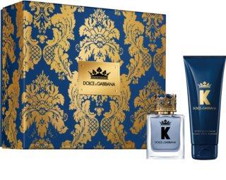 Dolce & Gabbana K by Dolce & Gabbana coffret cadeau I. pour homme