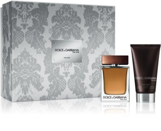 Dolce & Gabbana The One for Men confezione regalo I.