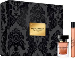 Dolce & Gabbana The Only One coffret cadeau I. pour femme