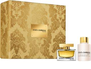Dolce & Gabbana The One Geschenkset XIII. für Damen