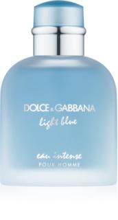Dolce & Gabbana Light Blue Eau Intense Pour Homme eau de parfum férfiaknak 100 ml