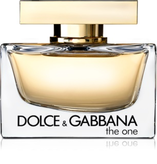 Dolce & Gabbana The One Eau de Parfum für Damen 75 ml