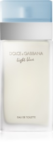 Dolce & Gabbana Light Blue Eau de Toillete για γυναίκες 100 μλ