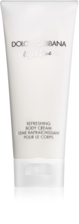 Dolce & Gabbana Light Blue Körpercreme für Damen 200 ml