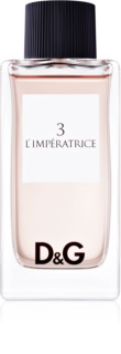 Dolce & Gabbana D&G Anthology L'Imperatrice 3 Eau de Toilette para mulheres 100 ml