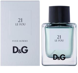 Dolce & Gabbana D&G Anthology Le Fou 21 eau de toilette pour homme 50 ml