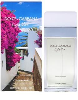 Dolce & Gabbana Light Blue Escape To Panarea eau de toilette per donna 100 ml