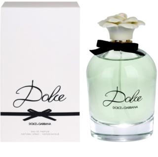 Dolce & Gabbana Dolce Eau de Parfum für Damen 150 ml