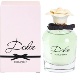 Dolce & Gabbana Dolce eau de parfum per donna 75 ml