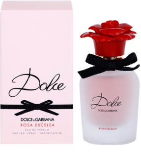 Dolce & Gabbana Rosa Excelsa Eau de Parfum für Damen 30 ml