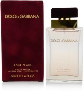 Dolce & Gabbana Pour Femme (2012) eau de parfum per donna 50 ml