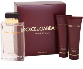 Dolce & Gabbana Pour Femme Travel Edition confezione regalo II
