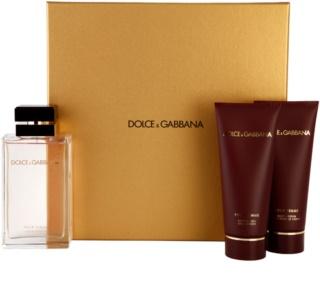 Dolce & Gabbana Pour Femme zestaw upominkowy III.