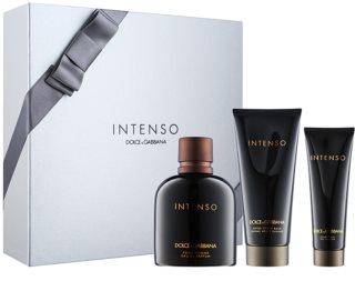 Dolce & Gabbana Pour Homme Intenso coffret cadeau I.