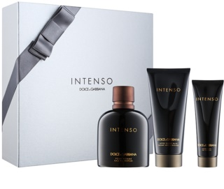 Dolce & Gabbana Pour Homme Intenso zestaw upominkowy I.