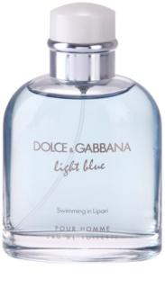 Dolce & Gabbana Light Blue Swimming in Lipari eau de toilette teszter férfiaknak 125 ml