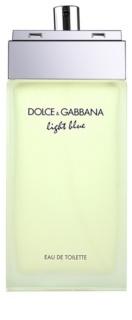Dolce & Gabbana Light Blue toaletná voda tester pre ženy 100 ml