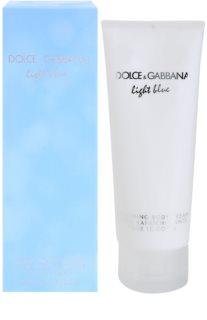 Dolce & Gabbana Light Blue crema corpo per donna 200 ml