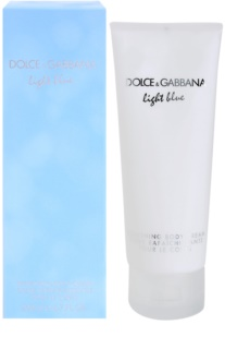 Dolce & Gabbana Light Blue testkrém nőknek 200 ml