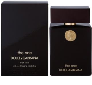 Dolce & Gabbana The One Collector's Edition туалетна вода для чоловіків 50 мл
