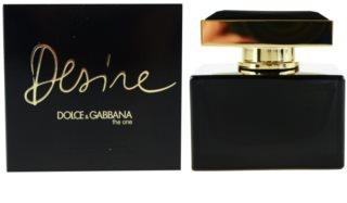 Dolce & Gabbana The One Desire Eau de Parfum voor Vrouwen  50 ml