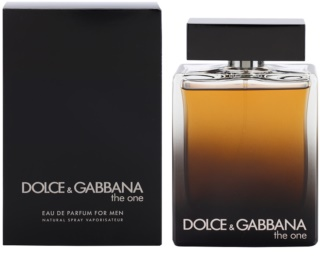 Dolce & Gabbana The One for Men Eau de Parfum para homens 150 ml