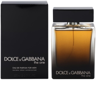 Dolce & Gabbana The One for Men Eau de Parfum für Herren 100 ml