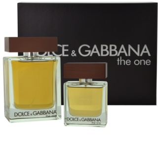 Dolce & Gabbana The One for Men coffret IV.
