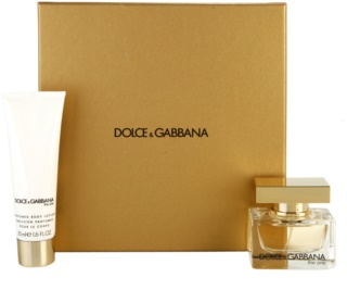 Dolce & Gabbana The One set cadou ІХ