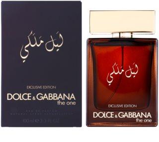 Dolce & Gabbana The One Royal Night eau de parfum pentru barbati 100 ml