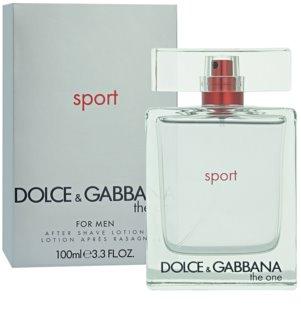 Dolce & Gabbana The One Sport for Men After Shave für Herren 100 ml
