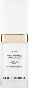Dolce & Gabbana The Foundation The Primer Makeup Primer SPF 30