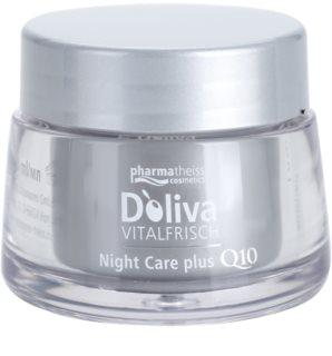 Doliva Vitalfrisch Q10 нощен крем  за регенериране на кожата