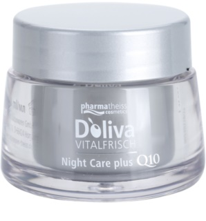 Doliva Vitalfrisch Q10 crema de noche para regenerar la piel