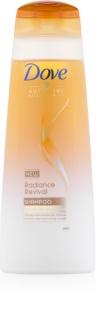 Dove Nutritive Solutions Radiance Revival champô brilhar para cabelos secos e quebradiços