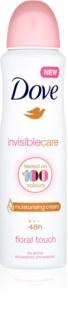 Dove Invisible Care Floral Touch izzadásgátló, nem hagy fehér foltot alkoholmentes