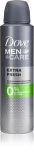 Dove Men+Care Extra Fresh Alkoholfri och aluminium-fri deodorant 24 tim