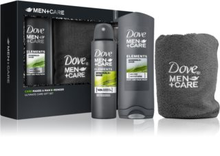 Dove Men+Care Elements confezione regalo II. per uomo
