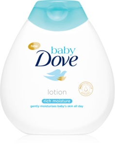 Dove Baby Rich Moisture Soothing Body Milk