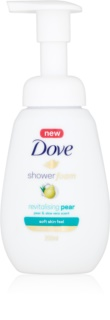 Dove Revitalising Pear Shower Foam With Aromas Of Pears