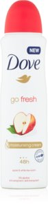 Dove Go Fresh Apple & White Tea Antiperspirant Spray With 48 Hours Efficacy