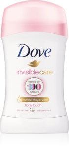Dove Invisible Care Floral Touch Deodorant Stick with Anti White Marks Effect without Alcohol