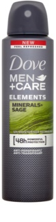 Dove Men+Care Elements dezodorant - antyperspirant w aerozolu 48 godz.