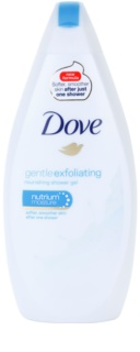 Dove Gentle Exfoliating Nourishing Shower Gel with Exfoliating Effect