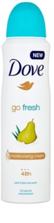 Dove Go Fresh antitranspirante em spray 48 h