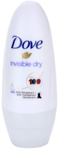 Dove Invisible Dry roll-on antibacteriano